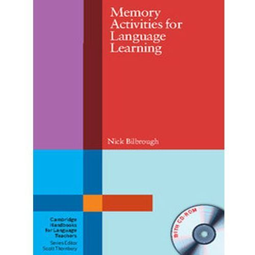 Memory Activities For Language Learning With CD-ROM Cambridge Handbooks For Language Teachers, oprawa miękka