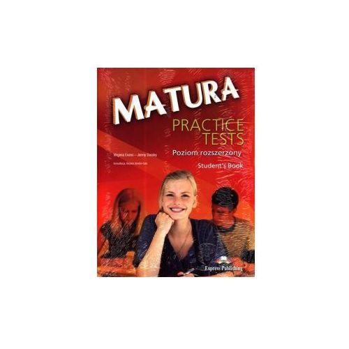 Matura Practice Tests Poziom rozszerzony Students Book + CD, oprawa miękka