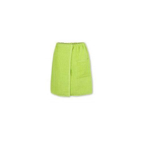 Sauna kilt ręcznik limonka 100% bawełna męski 50*140, Produkcja własna