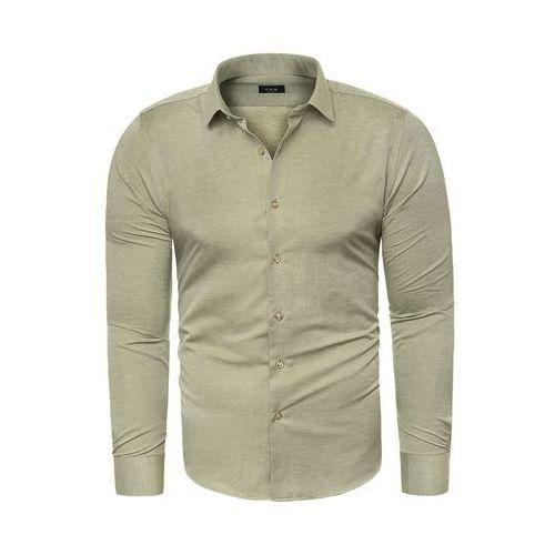 Wyprzedaż koszula męska C.S.S 275 - zielona