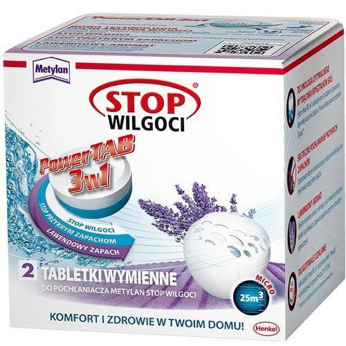 powertab micro 3w1 2x300g tabletki wymienne do pochłaniacza wilgoci | darmowa dostawa od 150 zł! od producenta Metylan