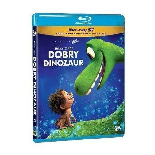 Peter sohn Dobry dinozaur 3d (blu-ray) -