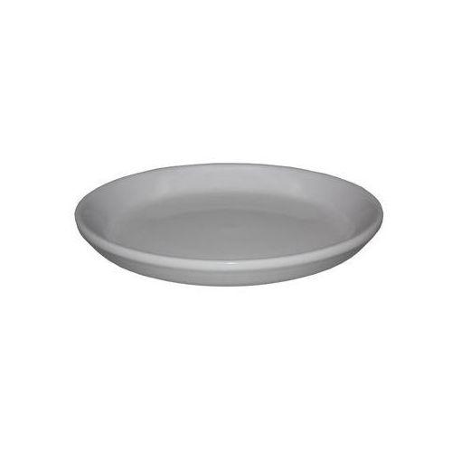 Eko-ceramika Podstawka ceramiczna 15 cm biała p0215 j15