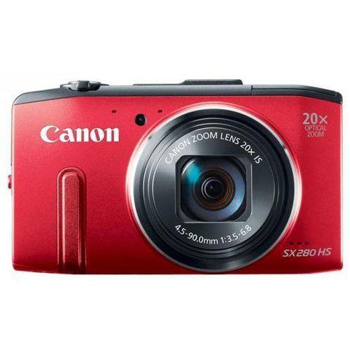 Canon PowerShot SX280 [zoom optyczny 20x]