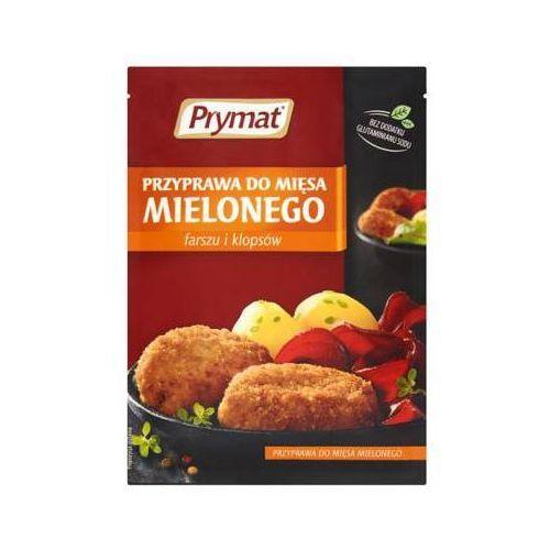 20g przyprawa do mięsa mielonego farszu i klopsów marki Prymat