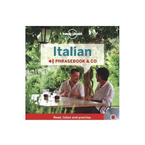 Lonely Planet Italian Phrasebook, Lonely Planet