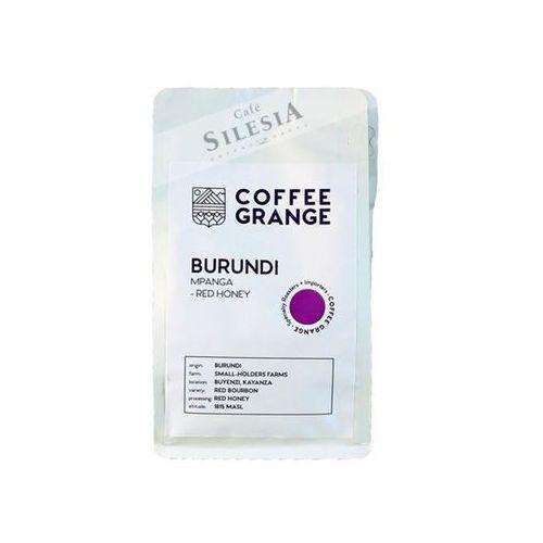 burundi mpanga 250g ziarnista marki Coffee grange