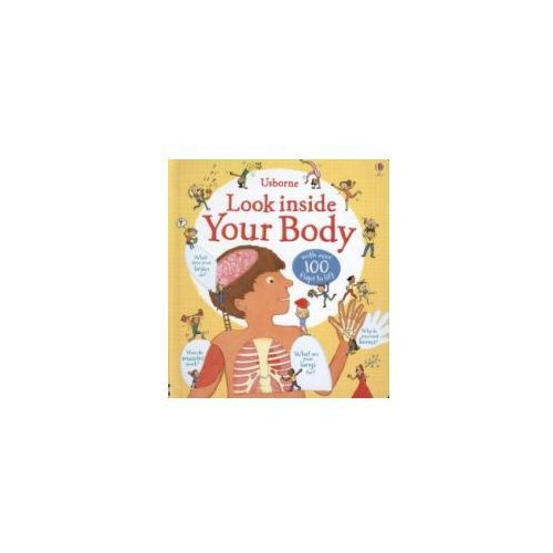 Look Inside: Your Body, Usborne Publishing Ltd