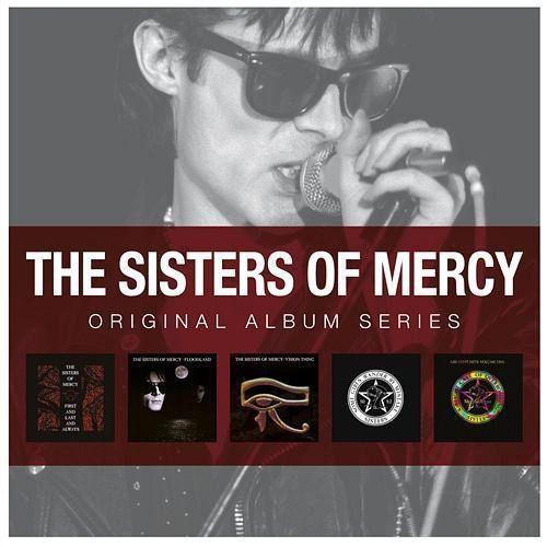 The Sisters Of Mercy - Original Album Series [5CD Digipack]