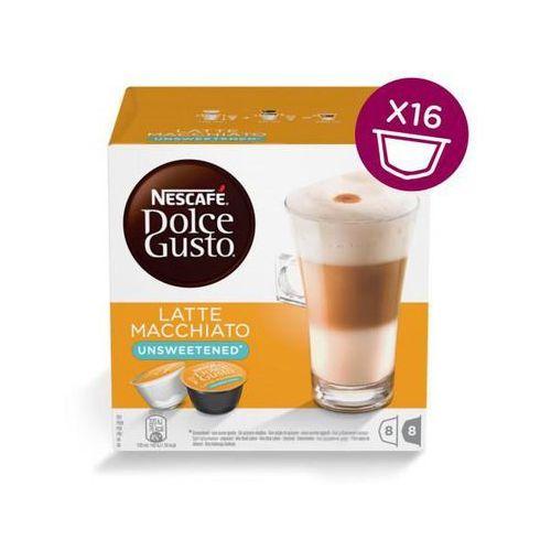 Nescafe dolce gusto latte machhiato unsweetened 16 kapsułek (7613031615704)
