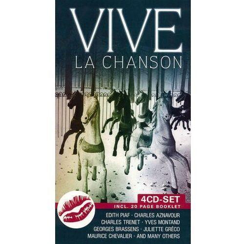 Membran Various artists - vive la chanson vol. i (4cd)