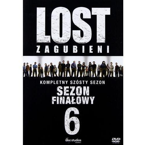 Lost: Zagubieni, sezon 6 (DVD) - Różni (7321917502092)