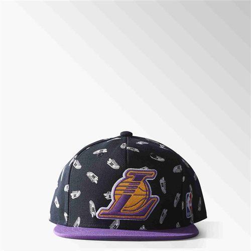 ... czapka z daszkiem ADIDAS - Nba Sbc Lakers Black Pant (BLACK PANT) 61 ... 22ede18b5d8c