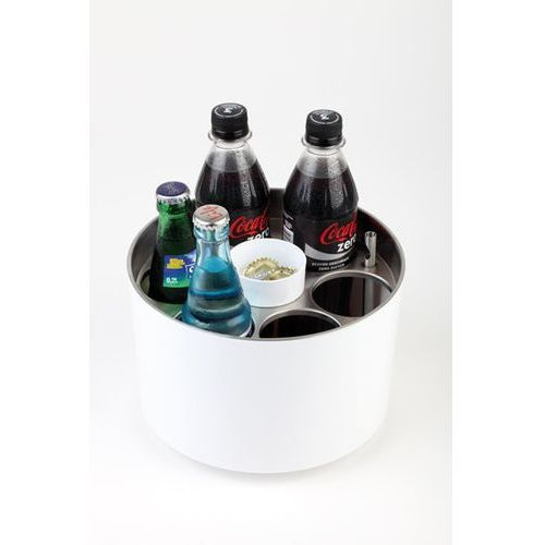 Aps Konferencyjny schładzacz na 6 butelek | śr. 230x(h)150mm | różne kolory