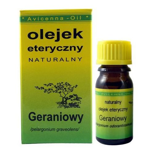Olejek eteryczny geraniowy - 7ml - marki Avicenna oil