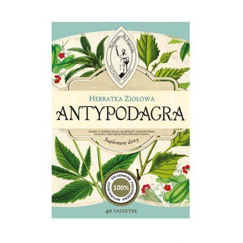 Herbatka ziołowa ANTYPODAGRA DARMOWA DOSTAWA OD 65 ZŁ (5901691470828)