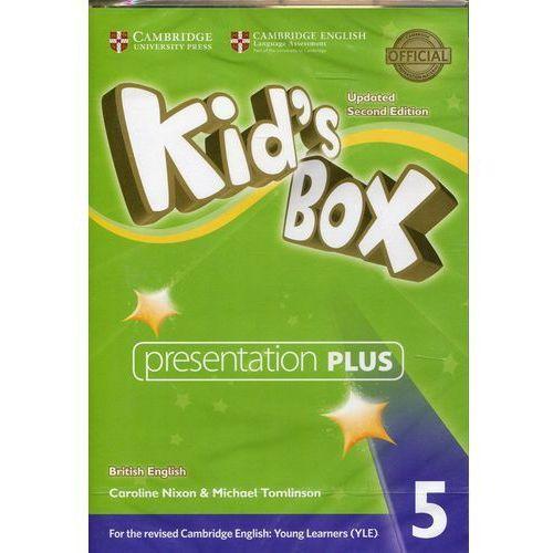 Kid's Box Level 5 Presentation Plus DVD-ROM British English, Cambridge University Press