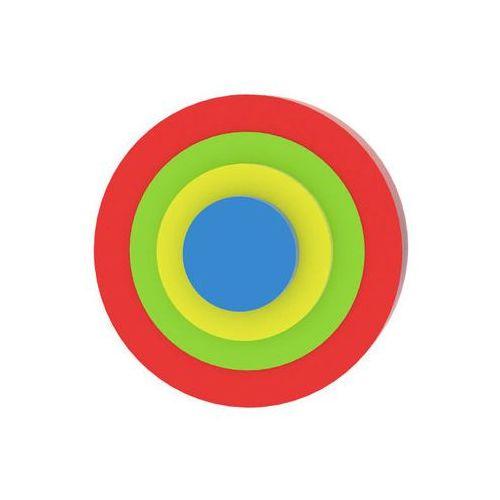 Moje první puzzle - tvary kola/červená marki Neuveden
