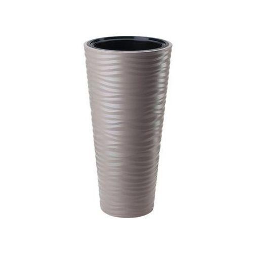 Doniczka SAHARA SLIM 30 x 30 x 56 cm FORM-PLASTIC