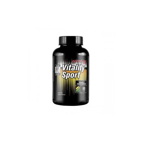 Activlab Vitality sport 120 kaps (5907368800097)