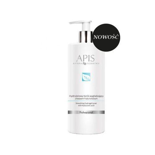 Apis natural cosmetics Apis hydrożelowy tonik wygładzający z kwasem hialuronowym 500 ml (5901810002589)