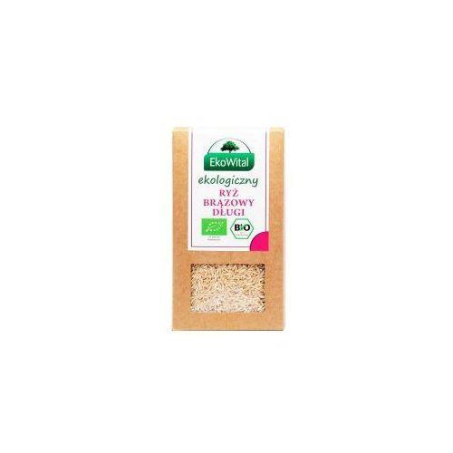 Ryż brązowy długi BIO 500 g EkoWital, 6009