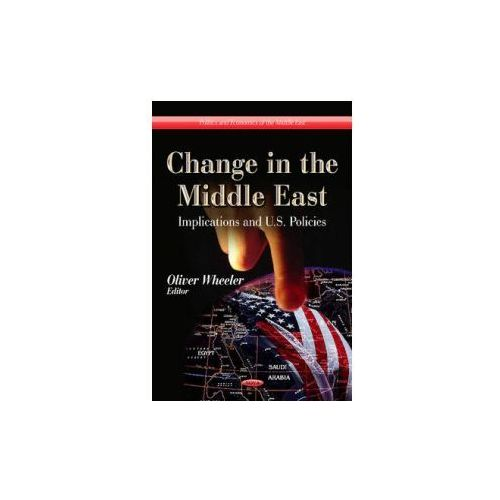 Change in the Middle East (9781624177514)