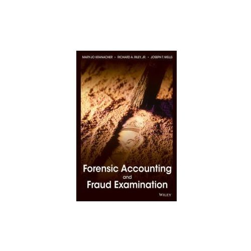 Forensic Accounting and Fraud Examination (9780470437742)