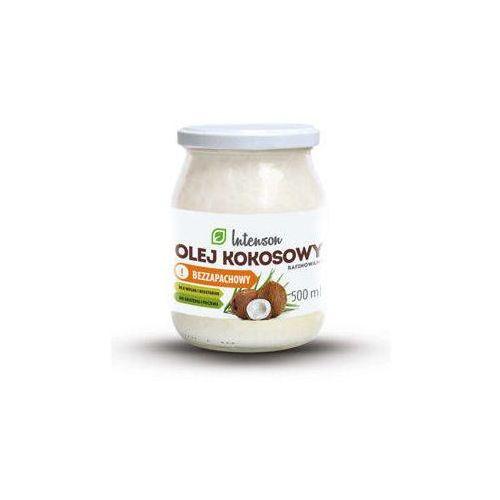 Intenson europe sp. z o.o. Olej kokosowy rafinowany 500ml