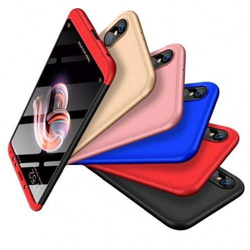 Etui 360 3w1 Przód+tył do Xiaomi Redmi Note 5