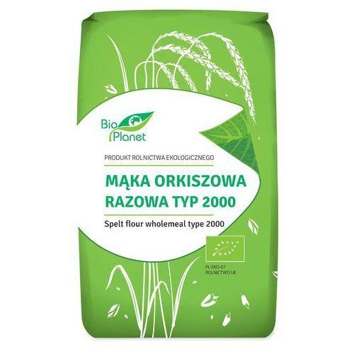 Bio Planet: mąka orkiszowa razowa typ 2000 BIO - 500 g (5907814665508)