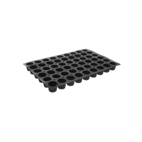 Hendi Forma silikonowa do pieczenia 600 x 400 mm, 54 x cannele bordelais | , 676172