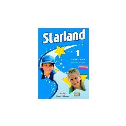 Starland 1. Podręcznik + Reader Puss in Boots + Interaktywny eBook, Virginia Evans, Jenny Dooley