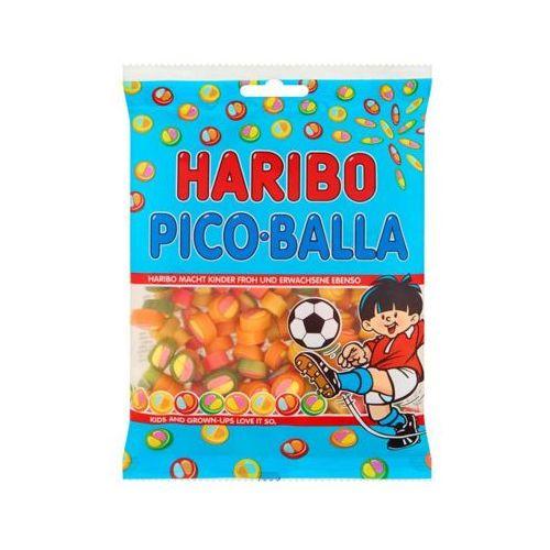 200g pico-balla niemieckie żelki marki Haribo