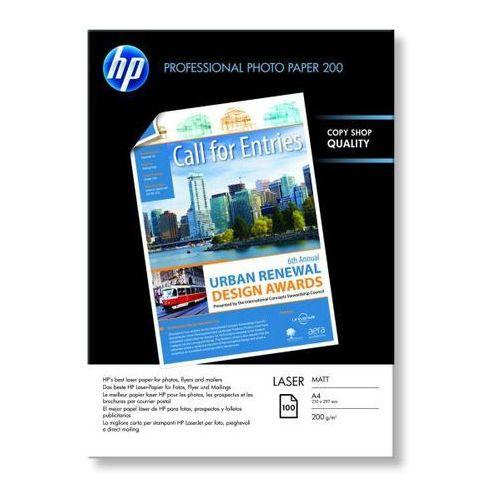 papier photo laser paper matowy q6550a a4 200g 100 ark./ryza marki Hp