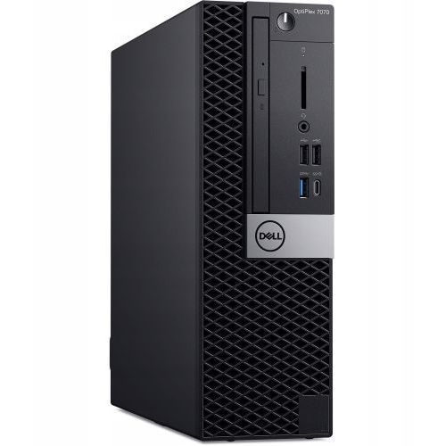 Dell optiplex 7070 sff i5-9400 16gb 256 10pro 3nbd