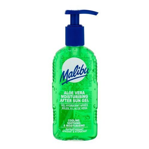 Malibu after sun aloe vera preparaty po opalaniu 200 ml unisex (5025135112751)