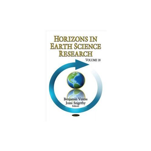 HORIZONS IN EARTH SCIENCE RESEARCH VOLUM (9781536137637)