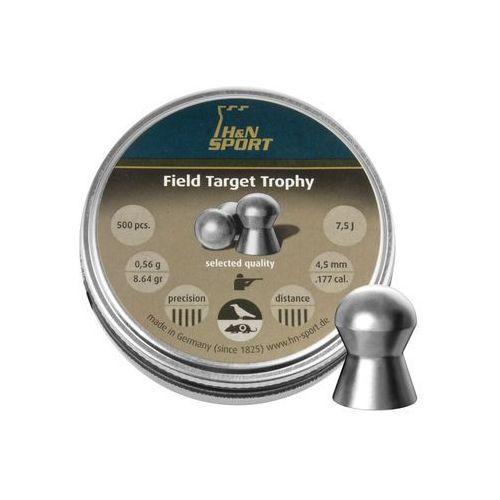 Śrut diabolo h&n field target trophy 4.5mm 500szt (92104500005) marki H&n sport