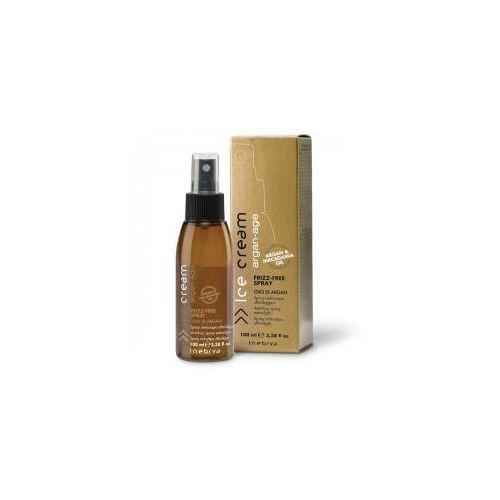 Inebrya Argan Age, spray przeciw puszeniu z olejkiem arganowym i macadamia, 100ml