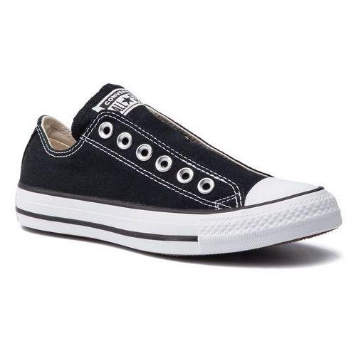 Converse Trampki - ctas slip 164300c black/white/black