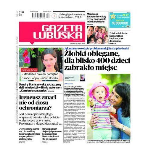 Gazeta Lubuska - B Żary, Żagań, Nowa Sól, Wschowa, Głogów, Polkowice 105/2018