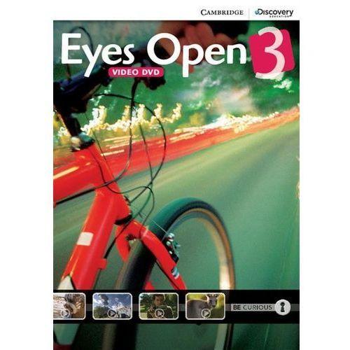 Eyes open 3 video dvd (płyta dvd) marki Cambridge university press