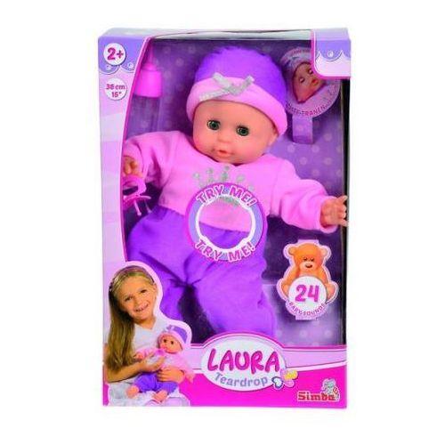 SIMBA Laura ze łzami, fioletowa - sprawdź w Mall.pl