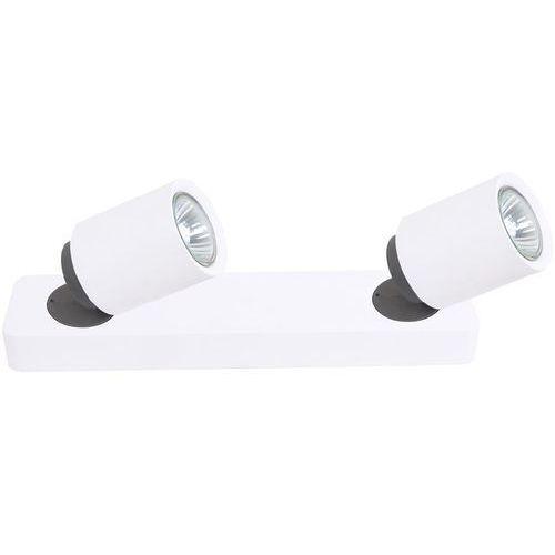 Italux Kinkiet lucien fh31312a11 oprawa sufitowa lampa ścienna 2x35w gu10 biały (5900644400813)