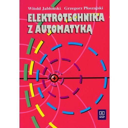 Elektrotechnika z automatyką podręcznik, WSiP