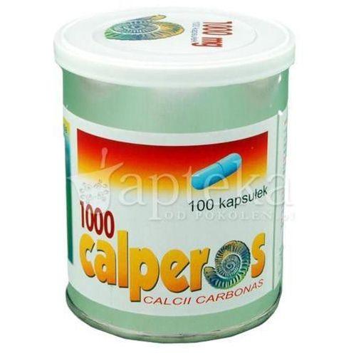 Calperos 1000 kaps. 1 g 100 kaps.