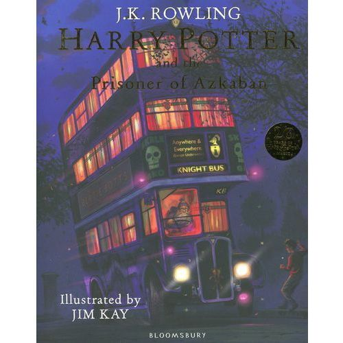 Harry Potter and the Prisoner of Azkaban - J.K. Rowling DARMOWA DOSTAWA KIOSK RUCHU (328 str.)