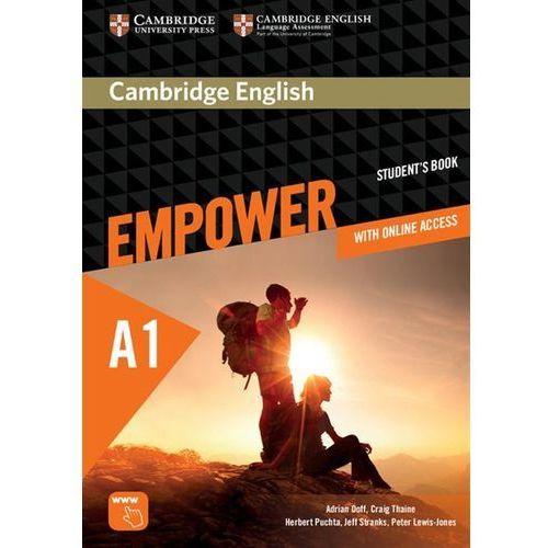 Empower Starter. Podręcznik + Online Assessment and Practice + Ćwiczenia Online, praca zbiorowa