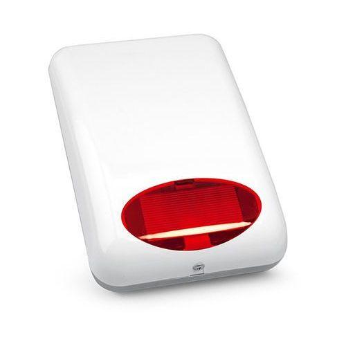 Spl-5020 r sygnalizator zewnętrzny akustyczno-optyczny marki Satel